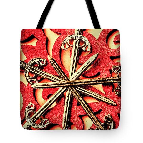 Medi-evil  Tote Bag