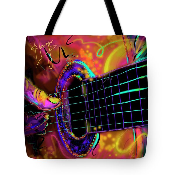 Medianoche Tote Bag by DC Langer