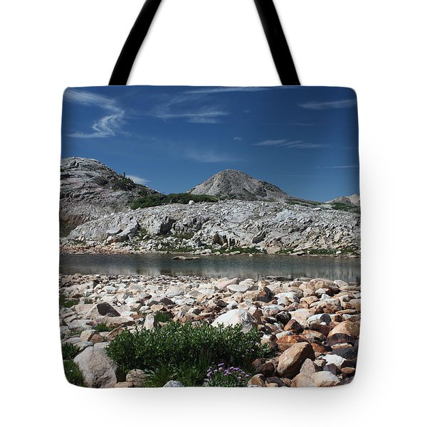 Medicine Bow Vista Tote Bag