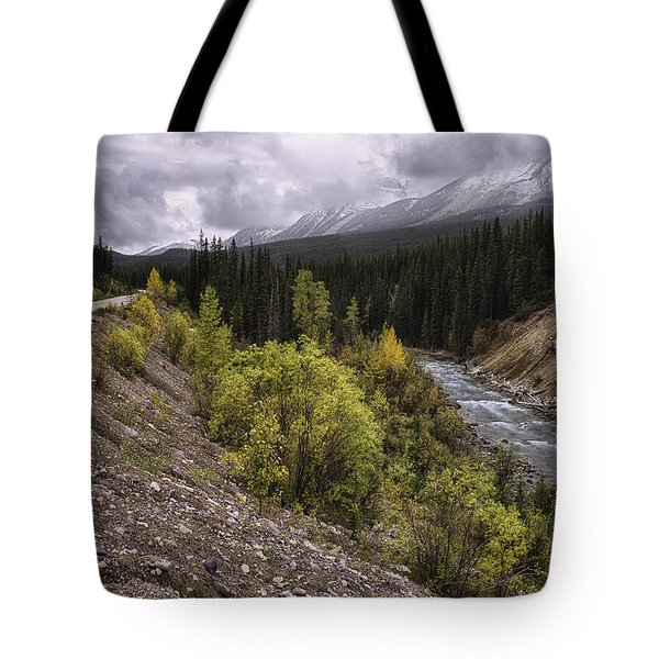 Tote Bag featuring the photograph Medicine Delta by John Gilbert