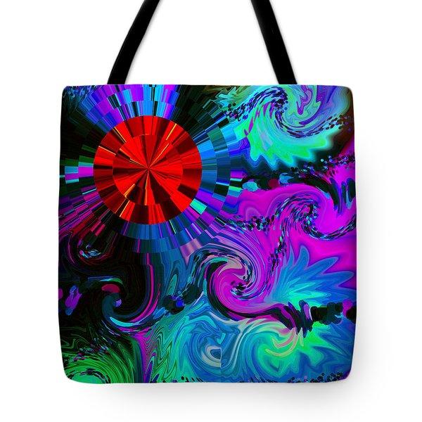 Medicine Dreams Tote Bag