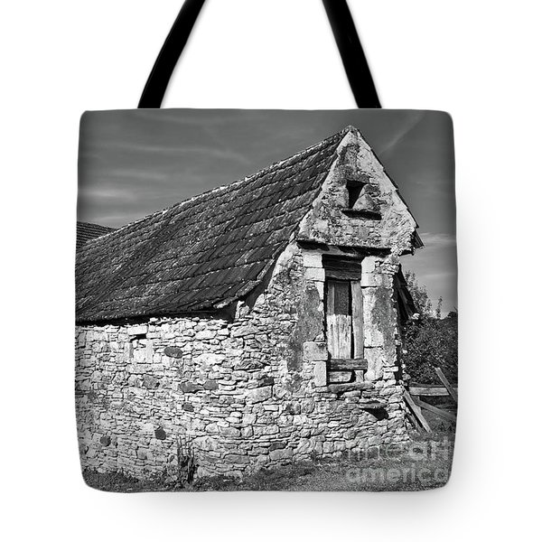 Medieval Country House Sound Tote Bag