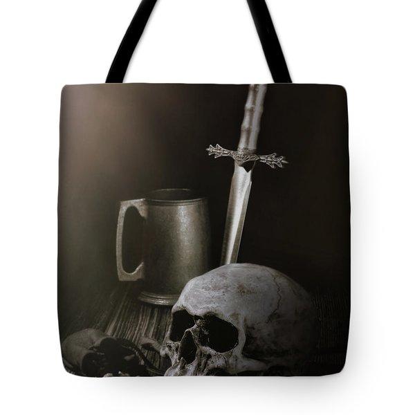 Medieval Still Life Tote Bag