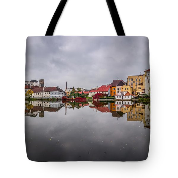 Tote Bag featuring the photograph Medieval Symphony by Dmytro Korol