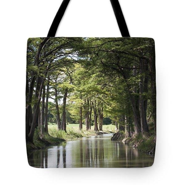 Medina River Tote Bag