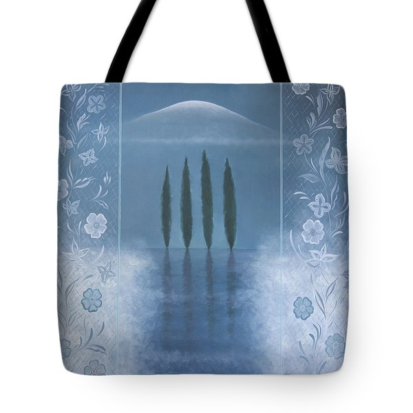 Meditation Tote Bag by Tone Aanderaa
