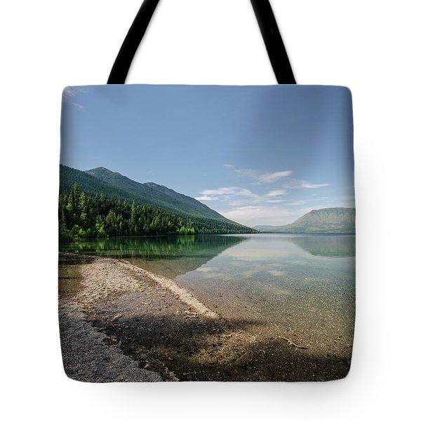 Meditative Mood Tote Bag
