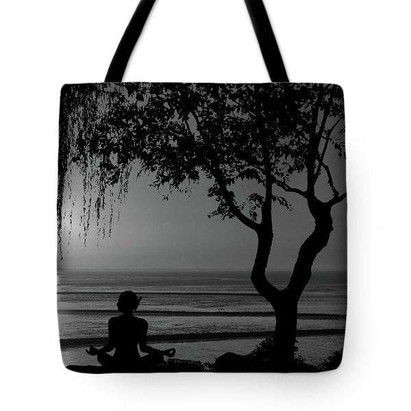 Meditative State Tote Bag