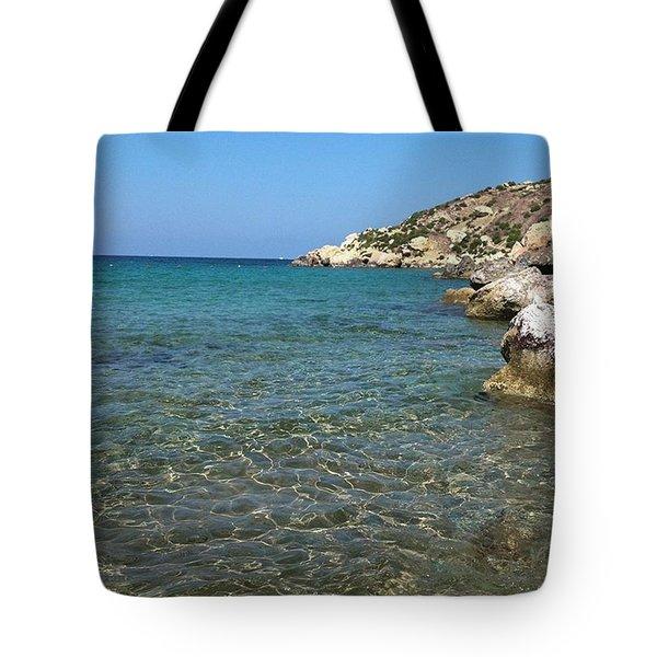 Skinny Dip Tote Bag