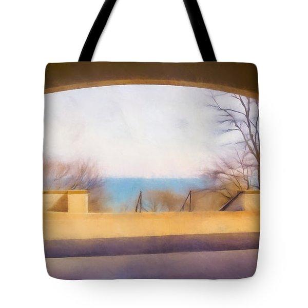 Mediterranean Dreams Tote Bag by Scott Norris