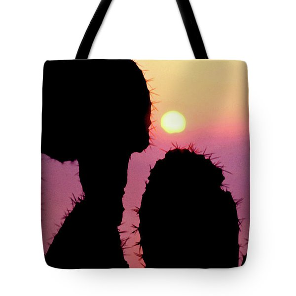 Mediterranean Sunrise Tote Bag