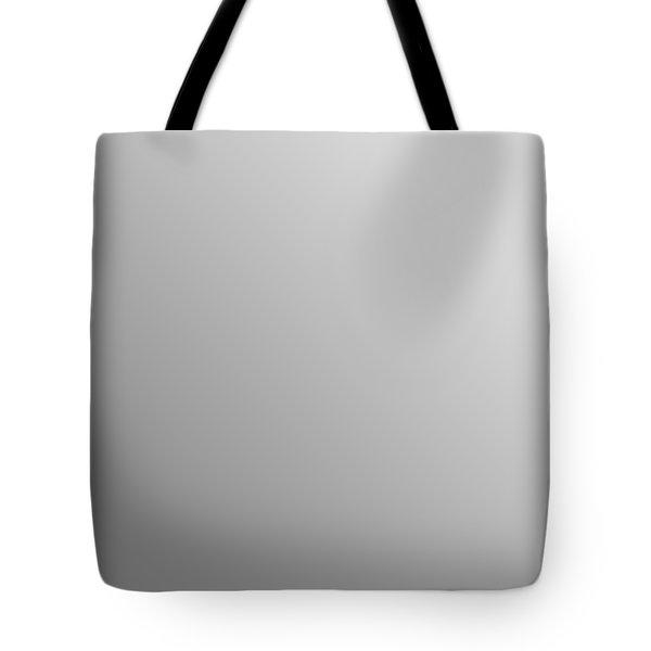 Medium Gray Diagonal Ombre Tote Bag