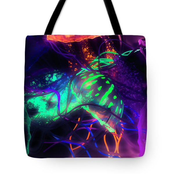 Medusarizing Tote Bag