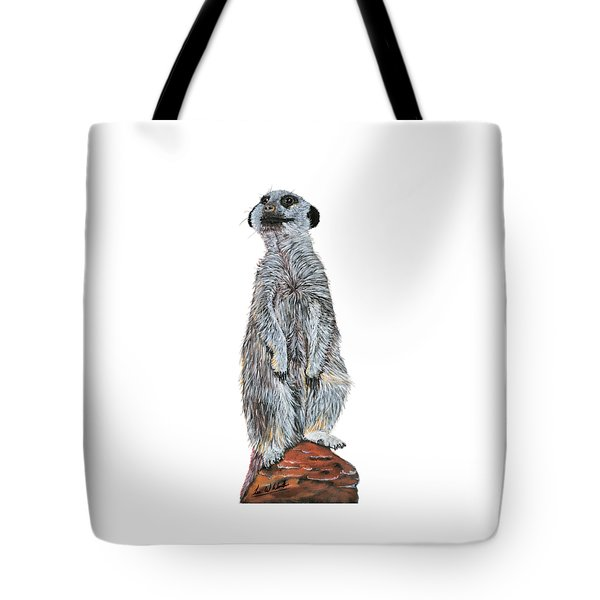 Meer Curiosity Custom Tote Bag