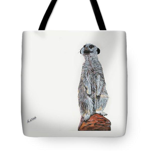 Meer Curiosity Tote Bag