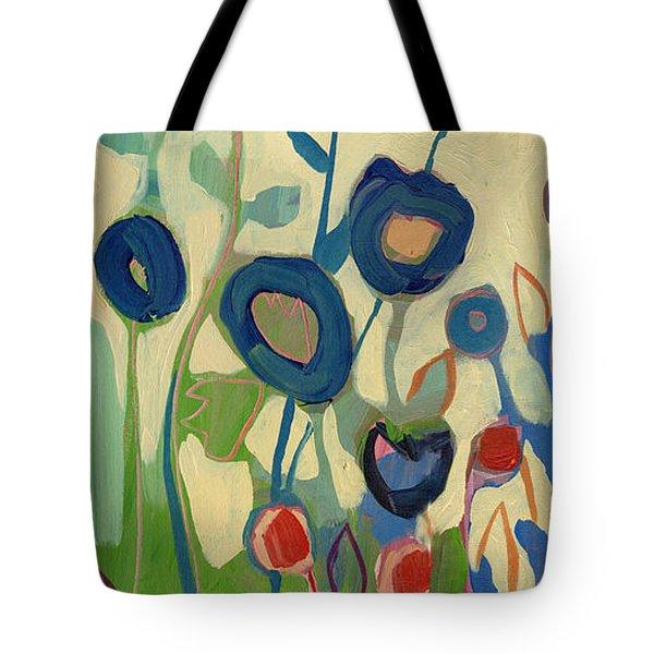 Meet Me In My Garden Dreams Part A Tote Bag