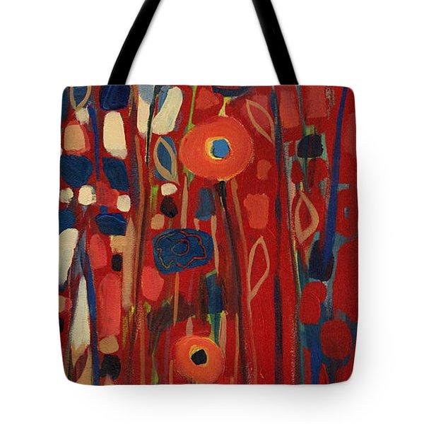 Meet Me In My Garden Dreams Part C Tote Bag