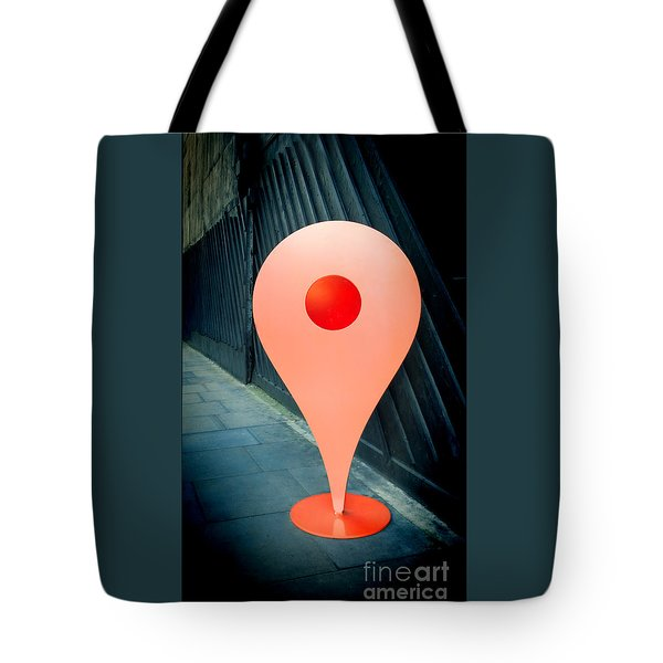 Meet Me Tote Bag
