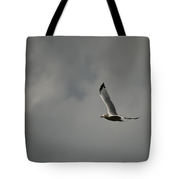Tote Bag featuring the photograph Meet Me On The Other Side by Ramona Whiteaker