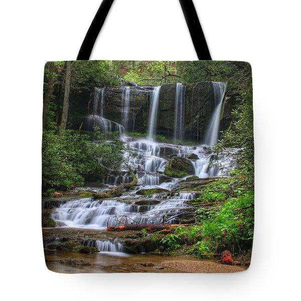 Meet Virginia...in South Carolina Tote Bag