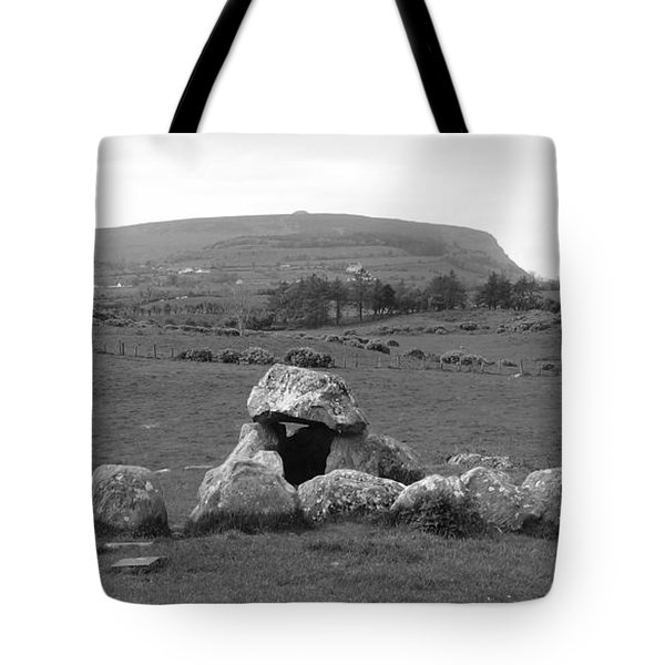 Megalithic Monuments Aligned Tote Bag