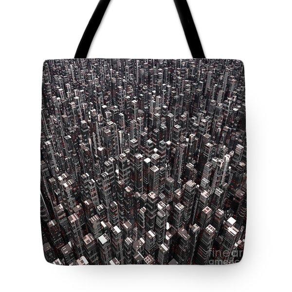 Megalopolis Tote Bag