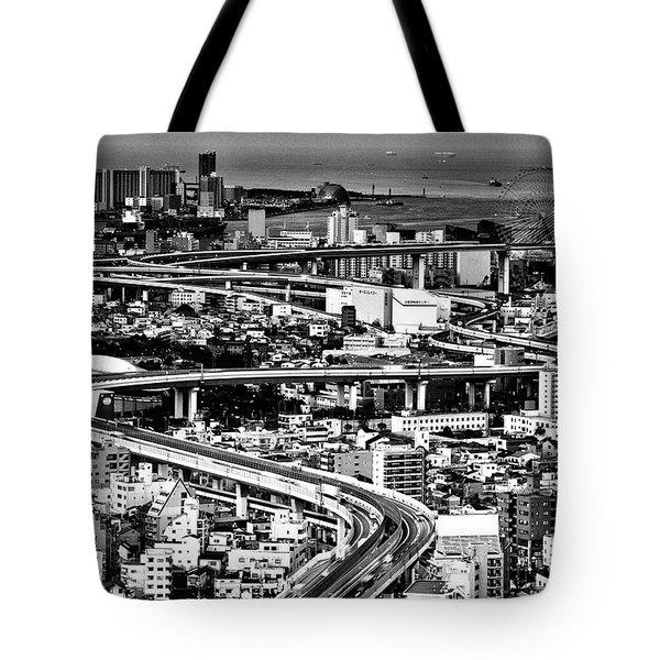 Megapolis Tote Bag