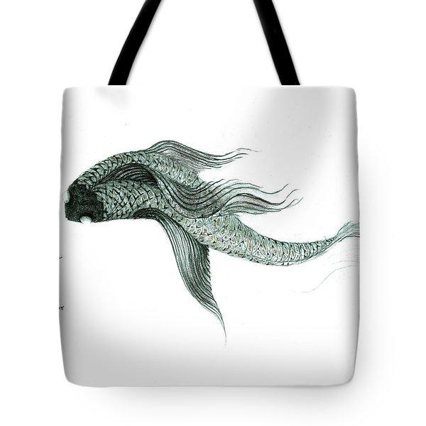 Megic Fish 1 Tote Bag