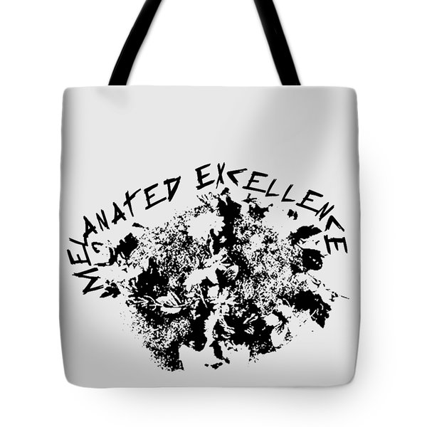 Melanated Excellence IIi Tote Bag