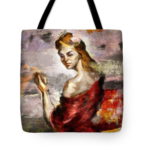 Melancholia II Tote Bag