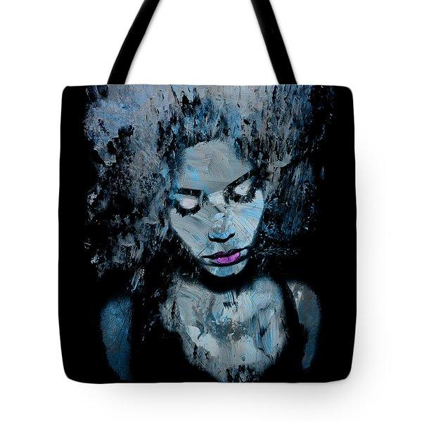Melancholy And The Infinite Sadness Tote Bag