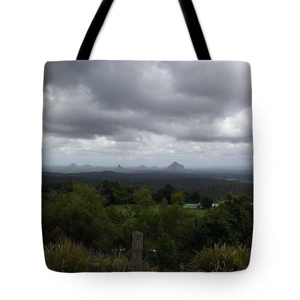 Melany Tote Bag