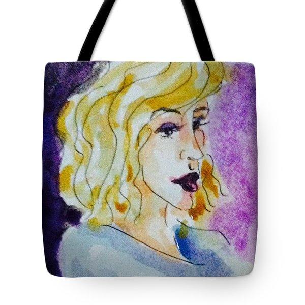 Melissa  Tote Bag by Hae Kim