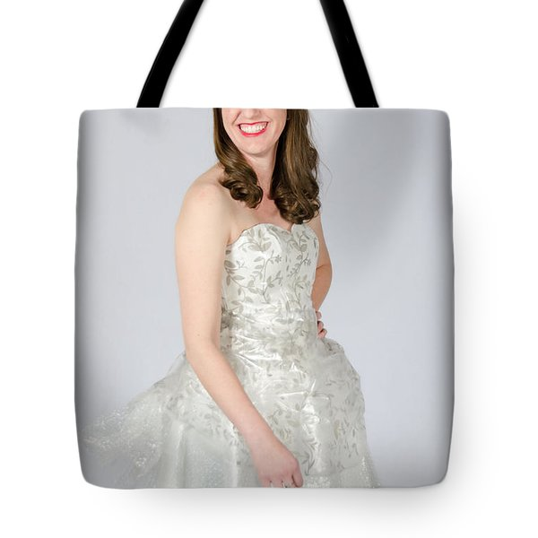 Melisa Hart In Ready To Ship Tote Bag