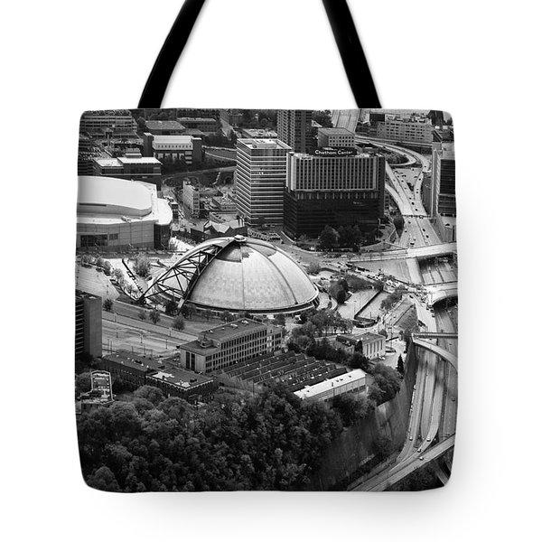Mellon Arena  Tote Bag