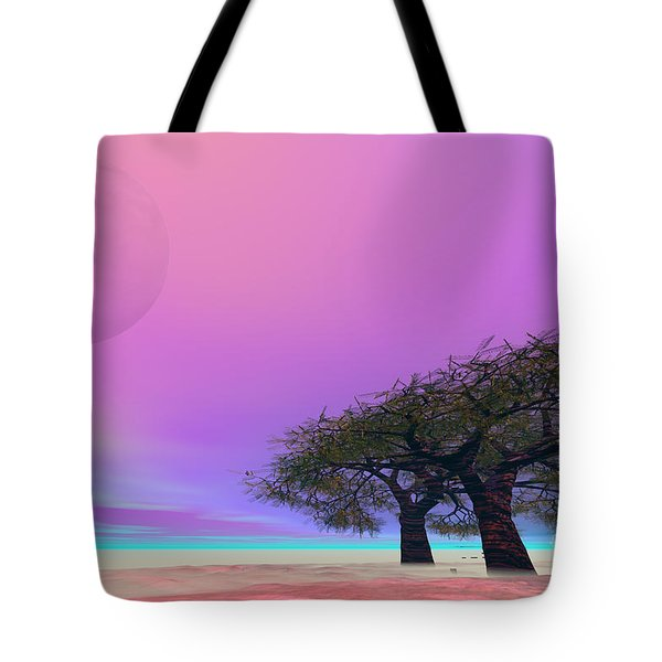 Mellow Tote Bag by Corey Ford