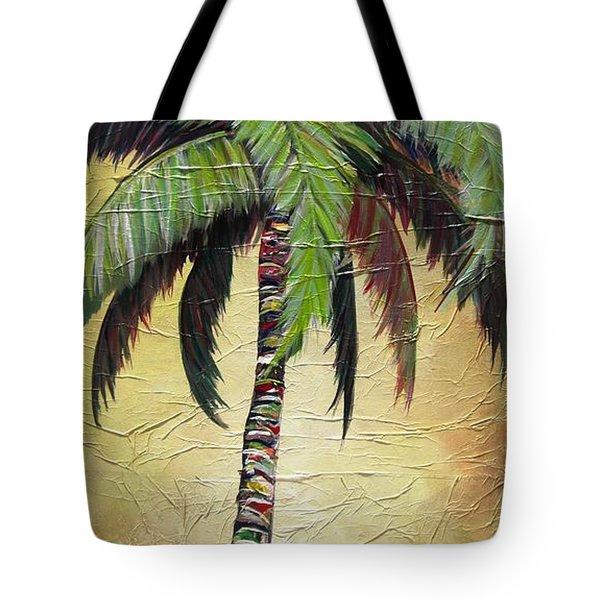 Mellow Palm I Tote Bag
