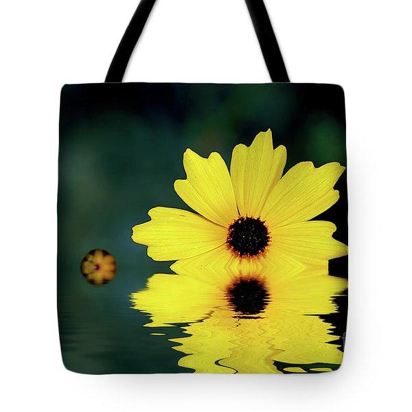 Mellow Yellow Tote Bag