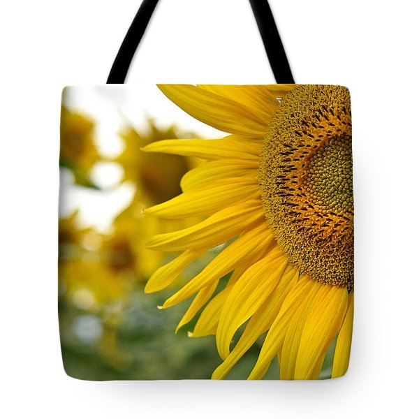 Mellow Yellow Tote Bag