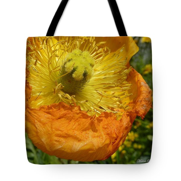 Mellow Yellow - Signed Tote Bag