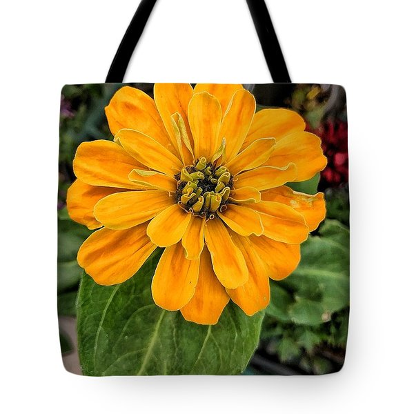 Mellow Yellow You Tote Bag