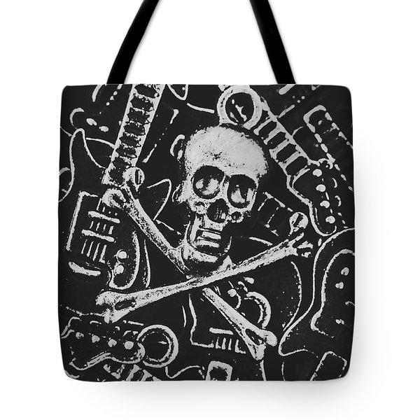 Melodic Death Metal Tote Bag