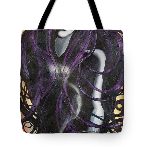 Melpomene Tote Bag by Sheridan Furrer