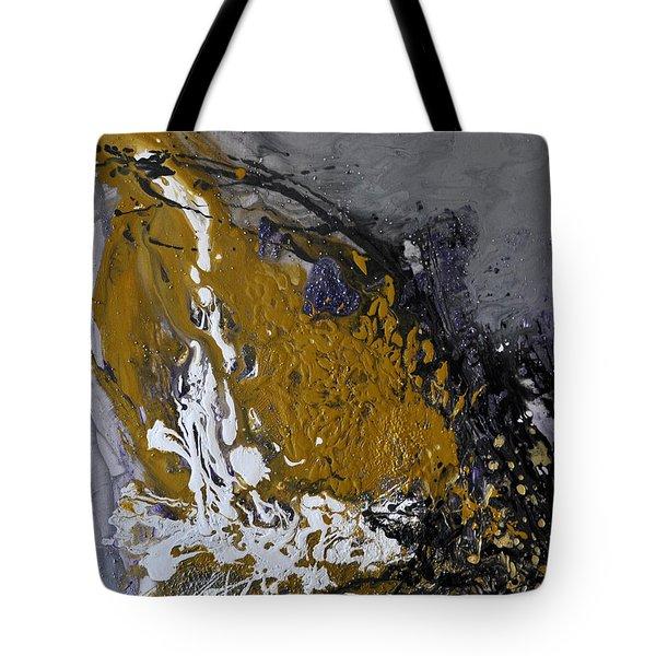 Meltdown 1 Tote Bag