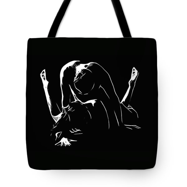 Melting 2 Tote Bag by Steve K