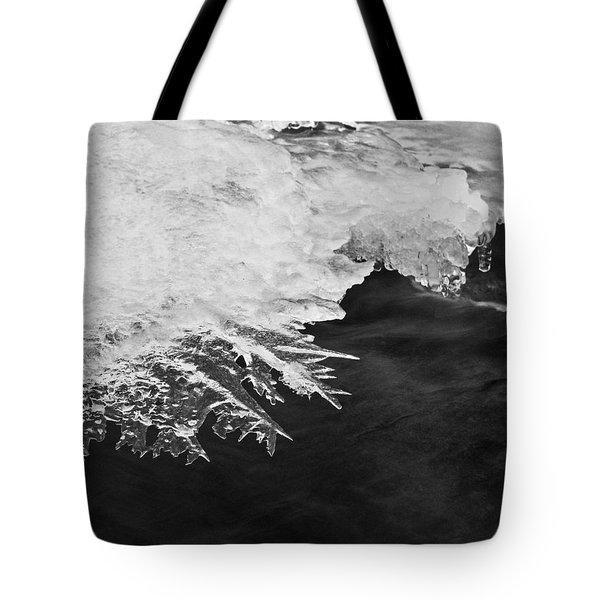 Melting Creek Tote Bag