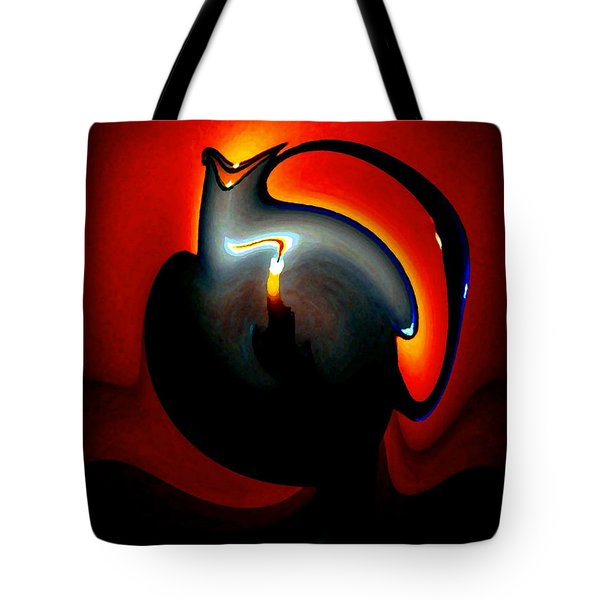 Melting Point Tote Bag by Will Borden
