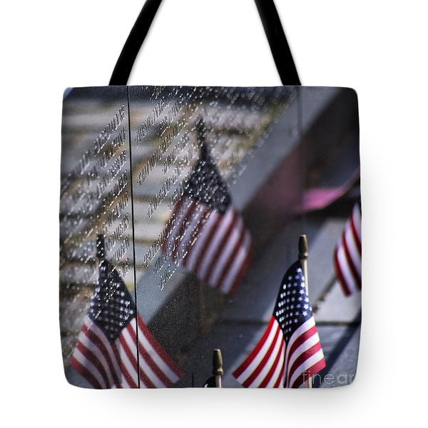 Memorial Day 2015 Tote Bag