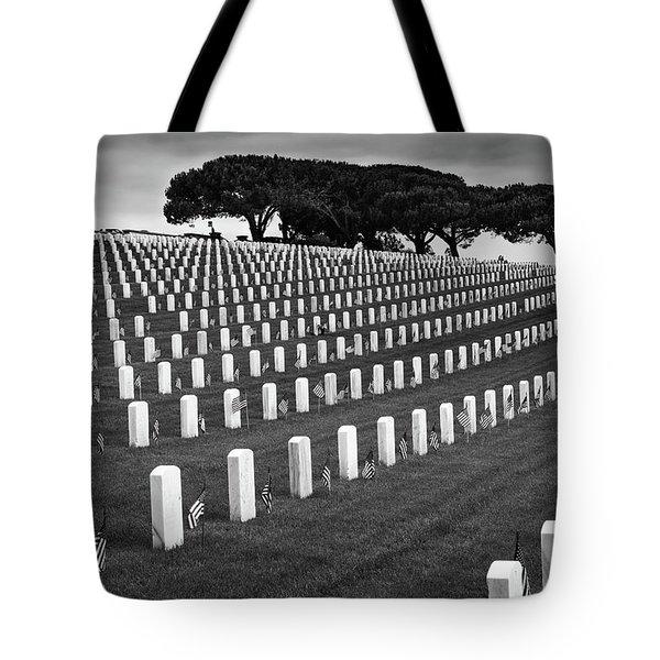 Memorial Day 2016 - Fort Rosecrans Tote Bag