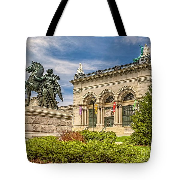 Tote Bag featuring the photograph Memorial Hall - Fairmount Park by Nick Zelinsky